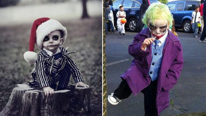 De bästa halloweenkostymerna för barn kommer från filmens värld!