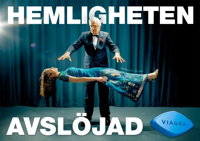 Varsågod, här är hemligheten bakom levitationstricket!