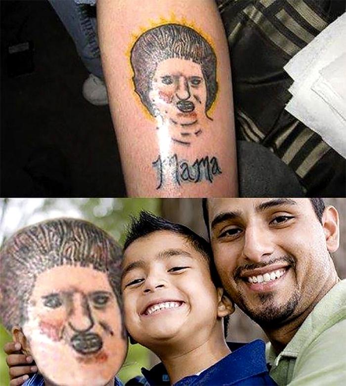 När tatueringen inte blev så bra som du tänkt dig