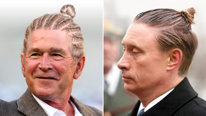 Visst vore världen lite roligare om våra ledare vågade ha hårknut?