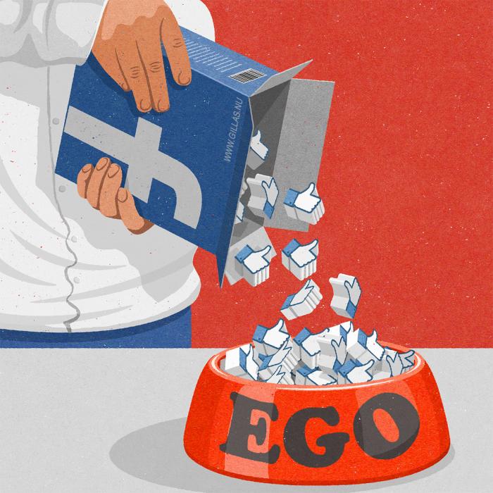 Vad sociala medier egentligen handlar om