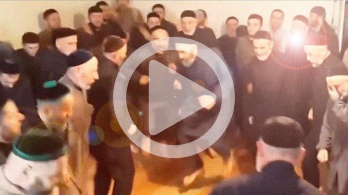 Detta är troligen den coolaste dansfesten som mellanöstern skådat