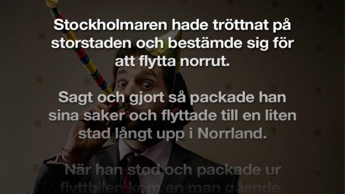 Säga vad man vill om norrlänningar men ställa till med fest, det kan dom!