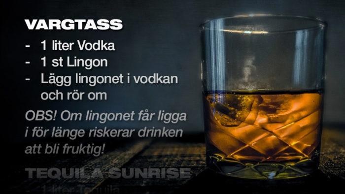 Åtta norrländska drinkrecept för en lyckad bjudning