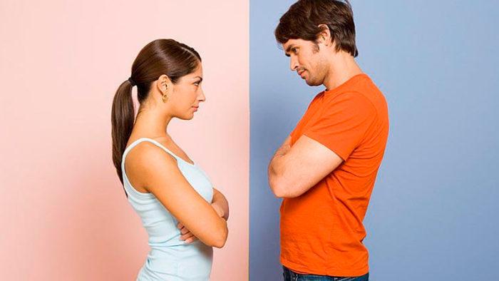 Kvinnans och mannens dagböcker avslöjar deras innersta tankar
