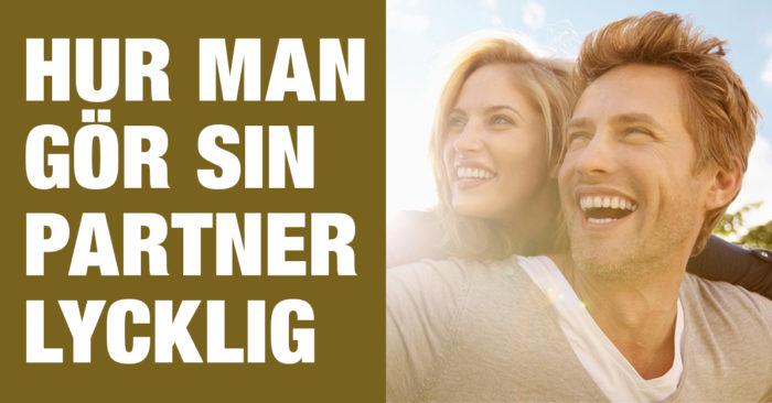 Hur man gör sin partner lycklig