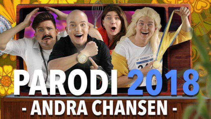 Oavsett vad du tycker om Melodifestivalen så kommer du älska denna snygga parodi!