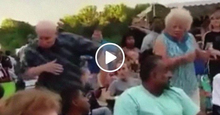VIDEO: Det här paret bevisar att det verkligen inte behöver vara tråkigt att åldras!