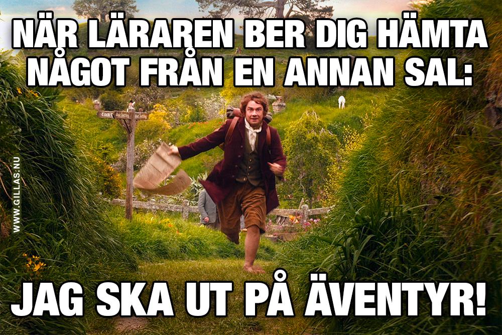 Bilbo springer