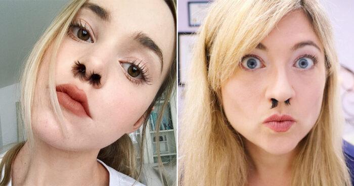 Långa näshår är en grej – så här funkar skönhetstrenden vi aldrig bett om!