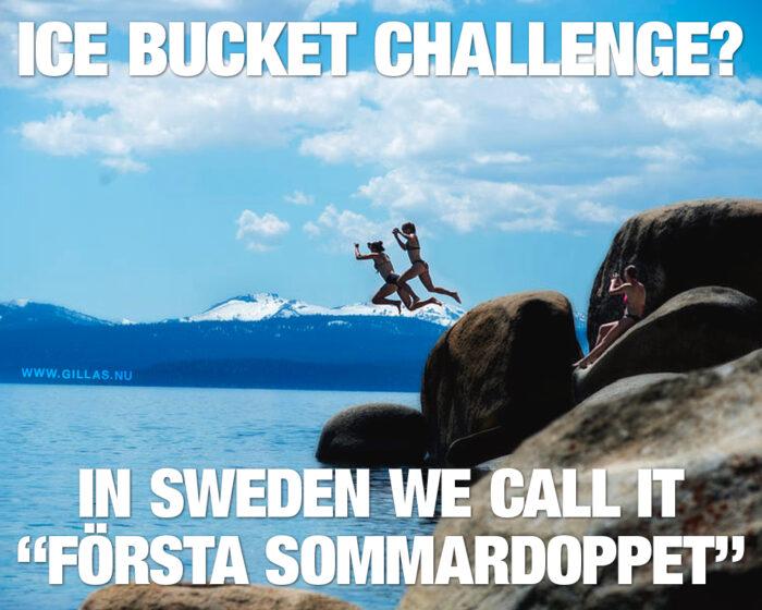 Älska den svenska sommaren!