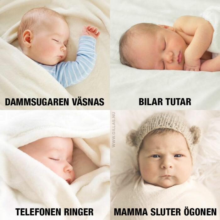 Det enklaste sättet att väcka ett barn