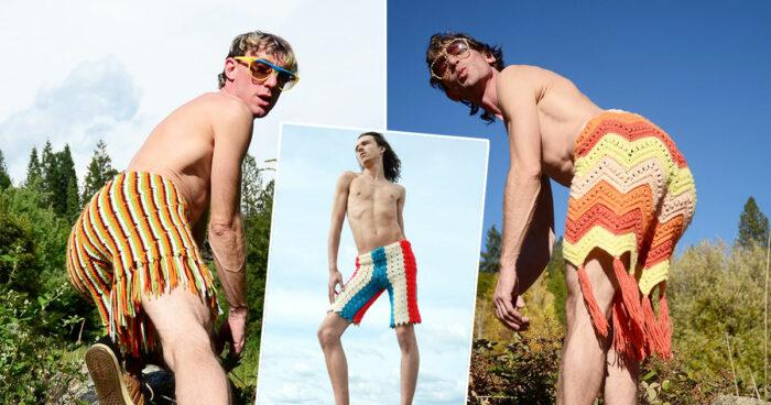 Blir virkade shorts sommarens hetaste modetrend?